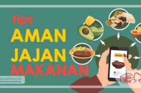 Infografis Tips Aman Jajan (Solopos/Whisnupaksa)