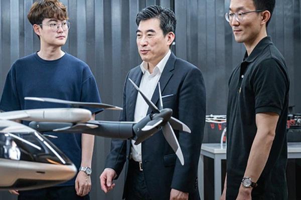 Hyundai Motor Kembangkan Mobil Terbang