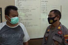 Lagi Asyik Berjudi, Sopir Truk di Grobogan Diciduk Polisi
