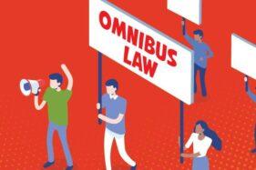 Ilustrasi omnibus law. (detik.com)