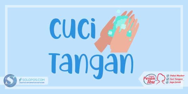 Infografis Cuci Tangan (Solopos/Whisnupaksa)