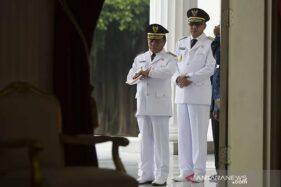 Keppres Pemberhentian Irwandi Yusuf Belum Ditindaklanjuti DPR Aceh