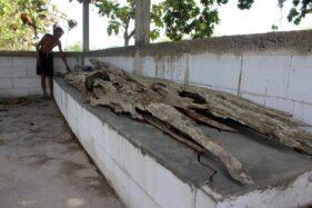 Cerita Perahu Joko Tingkir dan Asale Dukuh Butuh di Ngrampal Sragen