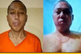 Terpidana mati yang WN China, Cai Changpan, ditemukan tewas tergantung setelah kabur dari Lapas Tangerang. (detik.com)