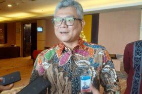 Kepala Kantor Perwakilan Wilayah Bank Indonesia Kediri, Sofwan Kurnia. (Abdul Jalil/Madiunpos.com)