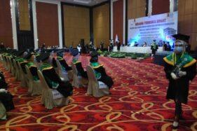 Ketat Banget! Peserta Wisuda Universitas Duta Bangsa Solo Wajib Rapid Test