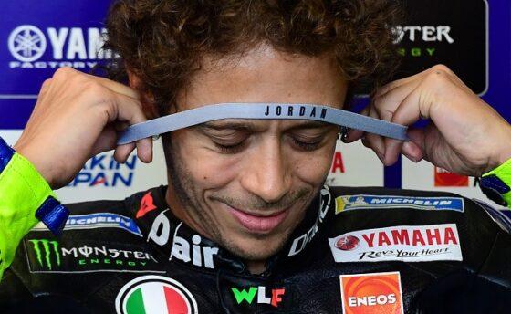 Valentino Rossi Putuskan Berhenti dari MotoGP