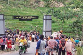 Lokasi Kecelakaan Maut di Jatiyoso: Nanjak, Nikung, Sempit
