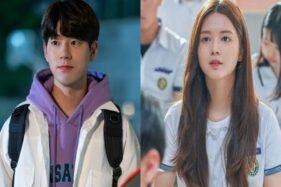 Kim Sae-ron dan Bae Hyun-sung dalam serial Love Playlist season keempat, Senin (19/10/2020). (Soompi)