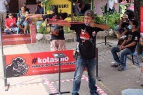 Dari Jakarta, Markaz Ketapel ke Solo demi Kompetisi Ketapel