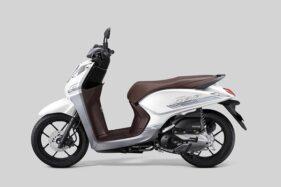 Tampilan Baru Honda Genio