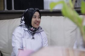 Koordinator Divisi Penanganan Pelanggaran Bawaslu Jateng, Sri Wahyu Ananingsih, (Semarangpos.com/Imam Yuda S.)