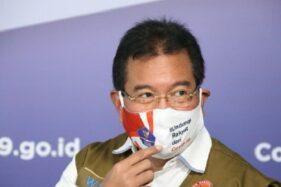 Ketua Tim Pakar Gugus Tugas Penanganan Covid-19 Prof Wiku Adisasmito (dok. BNPB)