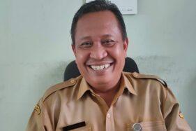 Kepala Bidang KUKM Dinas KUKM Perindag Wonogiri, Dwi Sudarsono. (Solopos.com-Rudi Hartono)