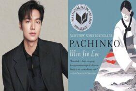 Foto aktor Lee Min-Ho yang akan membintangi drama Pachinko, Jumat (23/10/2020). (Naver.com)