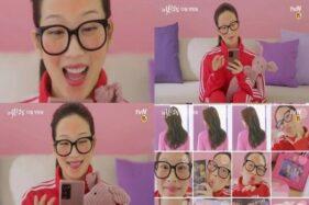 Foto aktris Moon Ga-Young dalam teaser drama True Beauty, Jumat (23/10/2020). (Youtube- TVN)