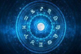 Ilustrasi horoskop barat. (Bisnis-Dok.)
