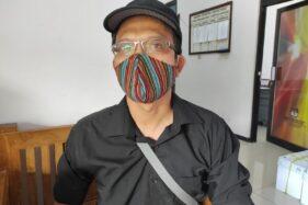 Ketua KPU Wonogiri Toto Sihsetyo Adi. (Eespos/M. Aris Munandar)