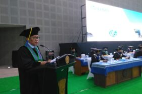 UMS Targetkan Tambah 143 Guru Besar Hingga 2025