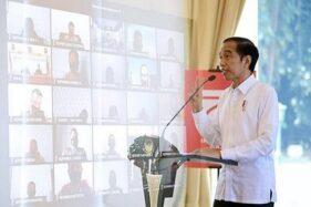 Presiden Joko Widodo. (Instagram@jokowi)