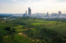 Pabrik Semen Gresik di Desa Kajar, Kabupaten Rembang yang beroperasi dengan teknologi mutakhir dan proses ramah lingkungan. (Istimewa/Semen Gresik)
