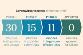 Uji Coba Terburu-Buru, Kualitas Vaksin Tak Akan Maksimal