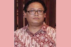 Dosen Statistik Epidemiologi dari Fakultas Kesehatan Masyarakat Universitas Indonesia Pandu Riono. (Bisnis-Nancy Junita)