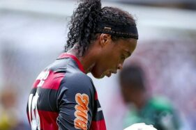 Ronaldinho tertinpa keapesan lagi dengan terjangkit Covid-19, Sabtu (24/10/2020). (Instagram- @ronaldinho)