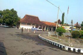 Terminal Bus Sukoharjo. (wikimapia.com)