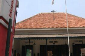 Gedung museum Sumpah Pemuda. (Bisnis-Istimewa)