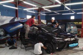 Peluang Bisnis: Cuci Mobil Waterless Bisa Untung Rp25 Juta/Bulan