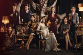 Para pemain drama The Penthouse, Selasa (27/10/2020). (Instagram Sbsdrama.official)