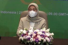 Menteri Ketenagakerjaan (Menaker) Ida Fauziyah. (Antaranews.com)