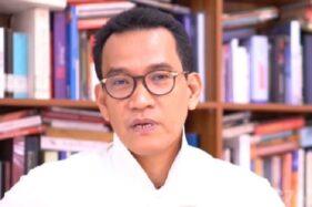 Refly Harun Prediksi Jokowi Tak Bisa Jadi Orang Nomor 1 di PDIP