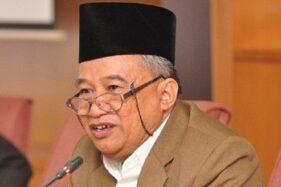 Wakil Ketua Umum MUI K.H. Muhyiddin Junaidi. (Mui.or.id)