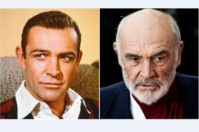 Pemeran James Bond, Sean Connery. (Instagram/@thainaviu)
