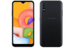 Samsung Galaxy A02. (Istimewa)