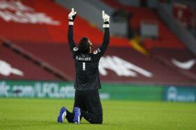 Kabar Duka: Ayah Kiper Liverpool Alisson Becker Meninggal Dunia