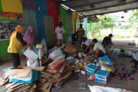 Desa Cepokosawit Boyolali Manfaatkan Sampah Untuk Kegiatan Warga