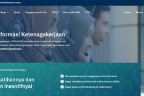 Ilustrasi website Kemenaker (Solopos.com)