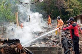 Sepanjang 2020 Terjadi 33 Kebakaran di Wonogiri, Kebanyakan Karena Korsleting