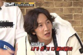 Lee Kwang Soo di Running Man 526. (Soompi)