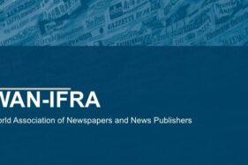 Logo WAN-IFRa (wanifra.org)