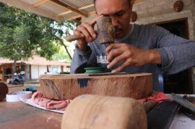Begini Strategi Desa Kepuhsari Wonogiri Meregenerasi Perajin Wayang di Wilayahnya
