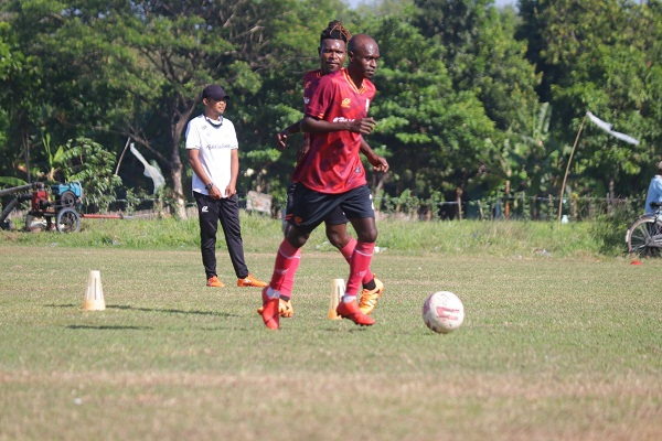 Tiga Pemain Papua Trial di Persis Solo, Pelatih Belum Terkesan