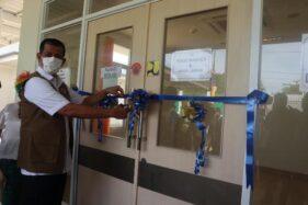 Doni Monardo Resmikan Rumah Sakit Covid-19 di Biak