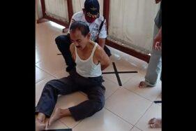 Pencuri Tertangkap Basah Ambil Uang Rp4 Juta Dari Kotak Amal Masjid Pasar Legi Solo