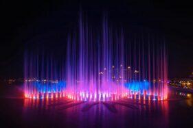 Dubai Bakal Punya Air Mancur Termegah di Dunia