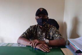 Kepala Desa Klodran, Warsito. (Solopos/Ahmad Baihaqi)