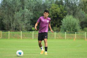 Witan Susul Elkan Baggott Tinggalkan TC Timnas U-19 Lebih Cepat